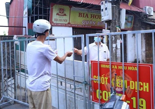 8月8日早上越南新增4941例 hinh anh 1