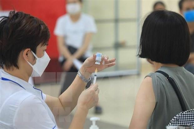 8月10日越南新增新冠确诊病例8390例 新增治愈出院4428例 hinh anh 1