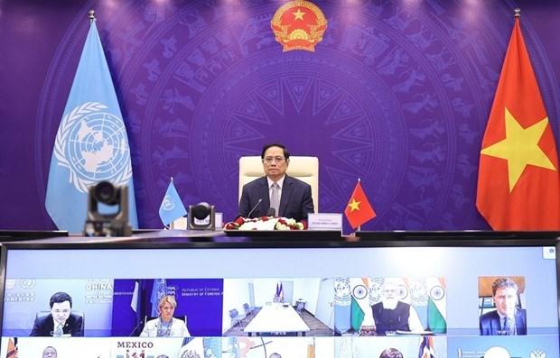 乌克兰媒体高度评价越南为加强海上安全提出的倡议 hinh anh 1