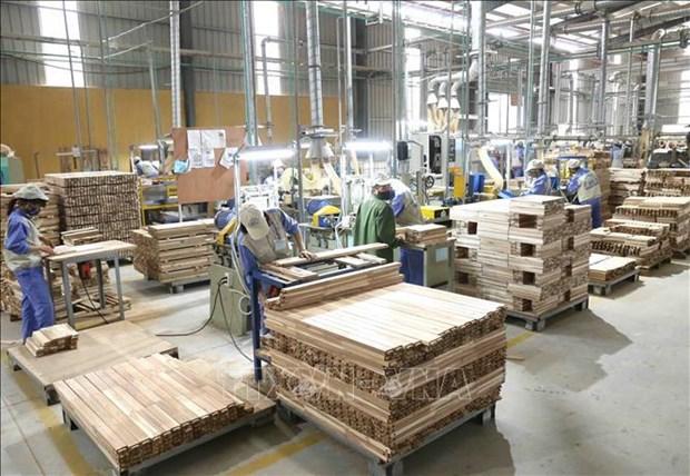 印度对越南MDF纤维板免征反倾销税 hinh anh 1
