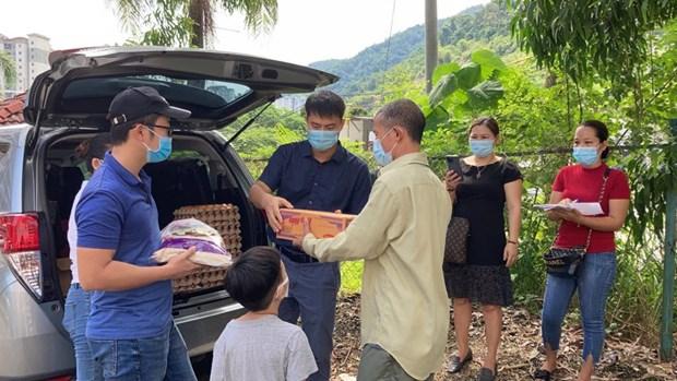 旅居马来西亚越南人并肩携手 共克疫情难关 hinh anh 1