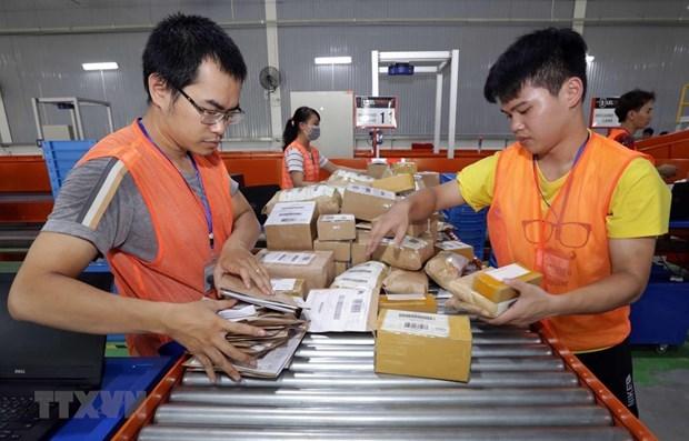 中小型企业通过跨境电商促进出口 hinh anh 1