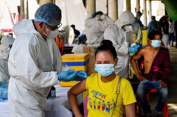 """东南亚疫情形势:菲律宾发现首例感染""""拉姆达""""变异毒株的病例 hinh anh 1"""