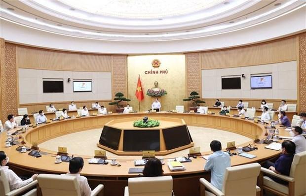 越南政府总理范明政:深化制度建设 破解政策瓶颈 为发展注入新动力 hinh anh 2