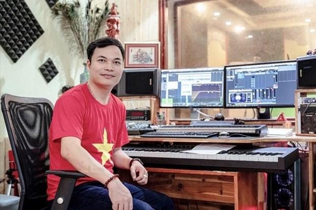 《越南防疫成果闻名世界》音乐视频亮相 hinh anh 1