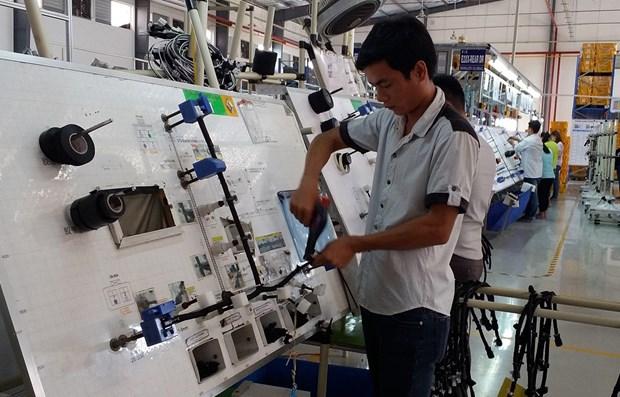 东盟是韩国企业最重要的投资目的地 hinh anh 1