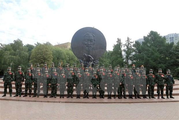 2021年国际军事比赛:俄罗斯对越南的准备工作予以高度平价 hinh anh 1