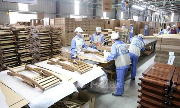 越南家具出口法国市场有着巨大潜力 hinh anh 1
