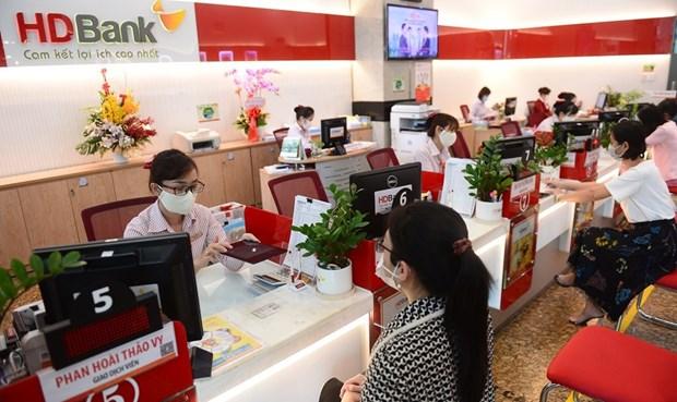 HDBank荣获全球品牌大奖的双重奖项 hinh anh 1