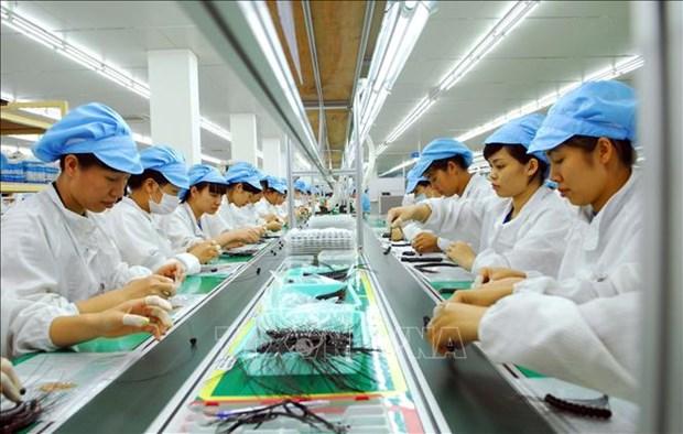 越南电子产业吸引外国投资者 hinh anh 1