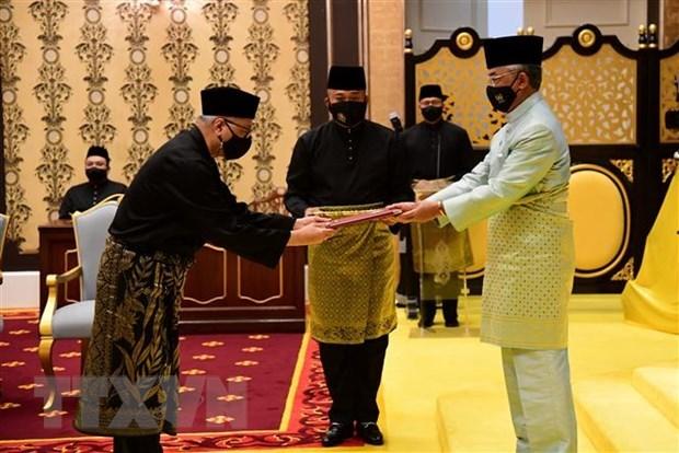 越南政府总理范明政致电祝贺马来西亚新任总理伊斯梅尔·萨布里 hinh anh 1