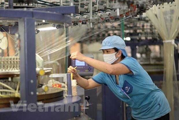 世界银行:2021年越南经济增长率达4.8% hinh anh 1