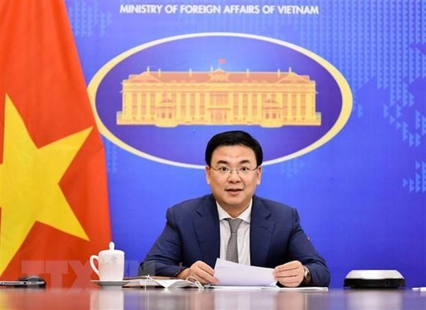 新形势下进一步促进越南与非洲的友好往来和多方面合作 hinh anh 1