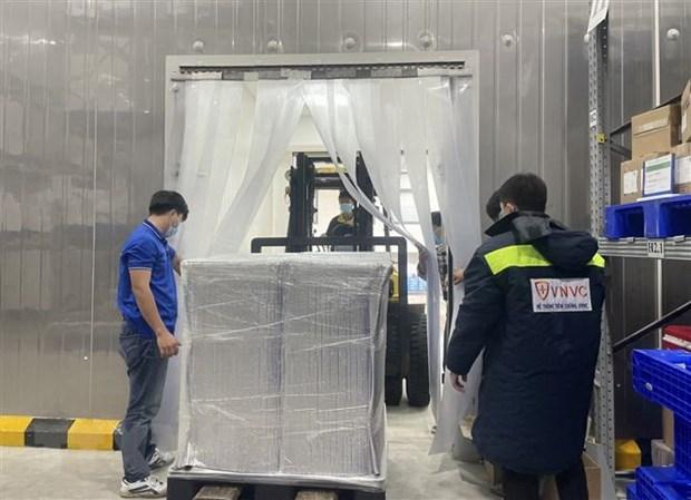 意大利决定向越南援助801600剂新冠疫苗 hinh anh 1