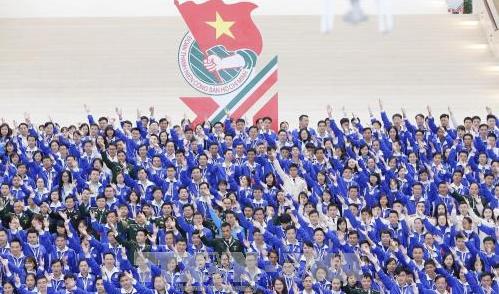 1000名代表将出席胡志明共青团第十二次全国代表大会 hinh anh 1