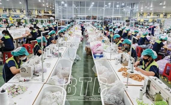 太平省努力实现经济增长目标 hinh anh 1