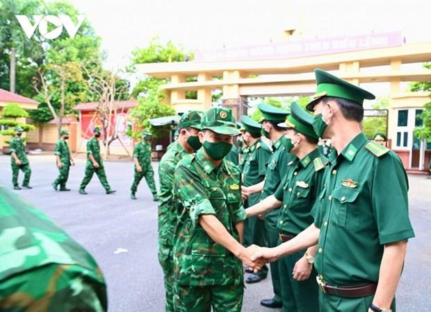 越南人民军来自人民,服务人民 hinh anh 1