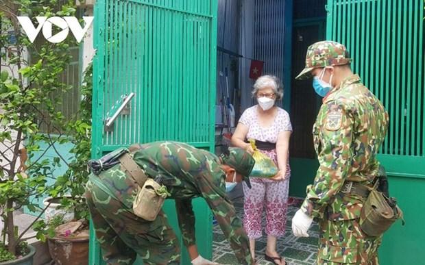 越南人民军来自人民,服务人民 hinh anh 2