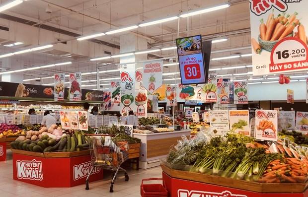 2021年8月份越南居民消费价格指数上涨0.25% hinh anh 1