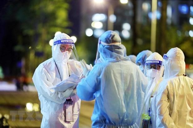 越南国家主席:及时奖励疫情防控中表现突出的先进典型 hinh anh 1