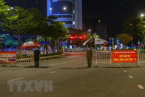国庆节假期越南收紧防疫措施 hinh anh 1