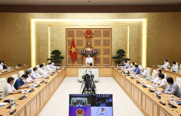 政府总理范明政:科学家和医务人员是防疫工作的重要支柱 hinh anh 2