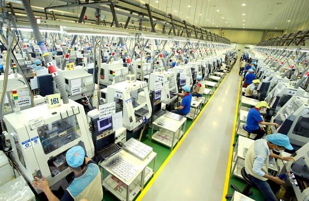 越南制定2021-2025年经济结构调整计划 hinh anh 2
