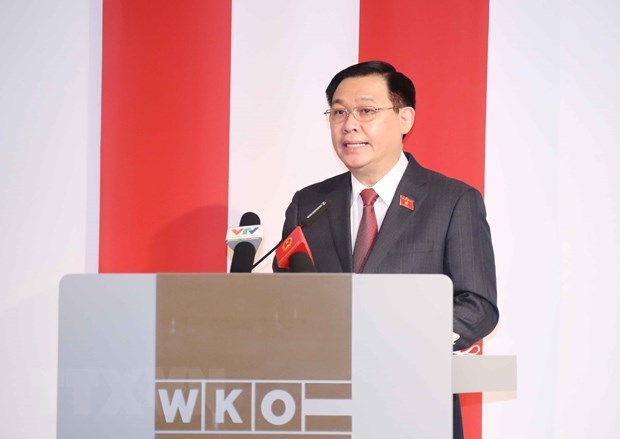 欧洲媒体高度评价越南国会主席的访问之旅 hinh anh 2