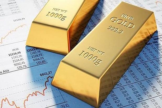 9月7日上午越南国内黄金价格每两接近5800万越盾 hinh anh 1