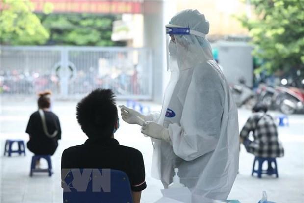 9月7日越南新增新冠肺炎确诊病例1.4万多例 新增治愈病例1万多例 hinh anh 1