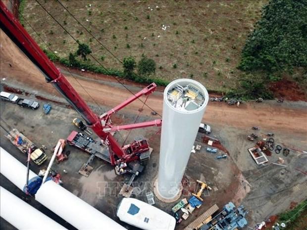 越南海上风电潜力巨大 hinh anh 1