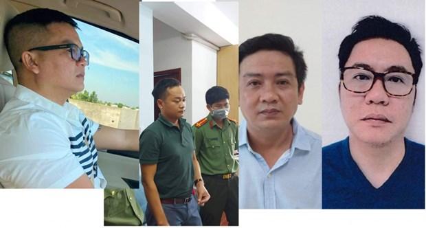 """芹苴市对张周友名和""""清洁报""""团伙成员进行起诉 hinh anh 1"""