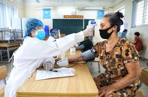 9月9日越南新增12420例新冠肺炎确诊病例 hinh anh 1