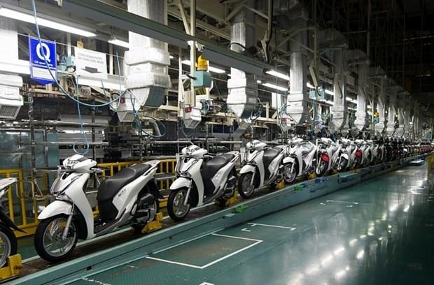 本田(越南)汽车和摩托车销量连续五个月下滑 hinh anh 1