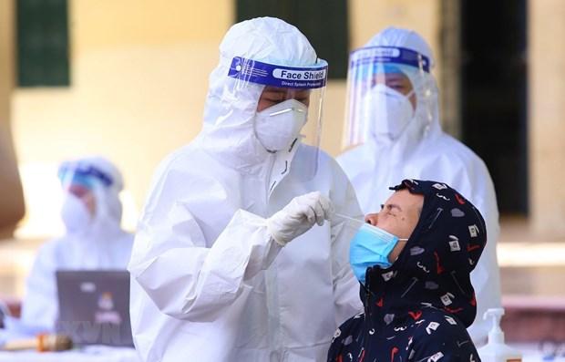 9月11日越南新增新冠肺炎确诊病例较昨日下降1379例 新增治愈出院病例12541例 hinh anh 1
