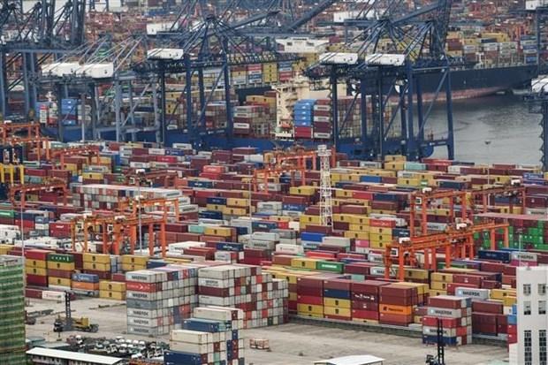 中国—东盟贸易指数首次对外发布 hinh anh 1