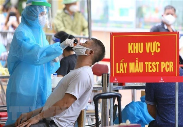 9月14日越南新增新冠肺炎确诊病例10508例 新增治愈病例12683例 hinh anh 1