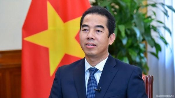 越南副外长苏英勇:国会主席王廷惠欧洲之行成果超出预期 hinh anh 1