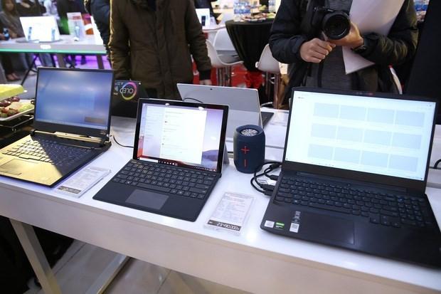 胡志明市服务线上教育的电子设备市场迅速增长 hinh anh 1
