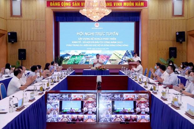越南计划投资部拟于10月向政府提交经济复苏计划 hinh anh 1