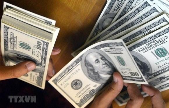9月15日上午越盾对美元汇率中间价上调13越盾 hinh anh 1