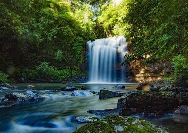 越南主山和昆何农正式列为世界生物圈保护区 hinh anh 1