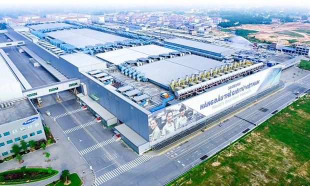 三星集团拟在越南扩建工厂 hinh anh 1
