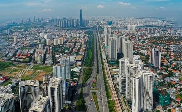 胡志明市辖市守德到2040年总体规划编任务获批 hinh anh 1