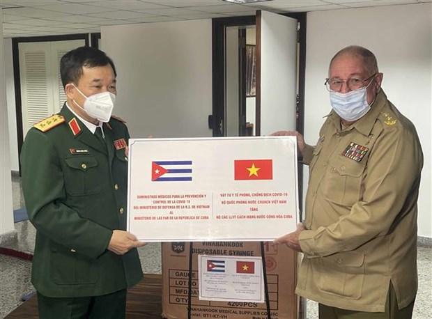 越古双方签署2020-2022年防务合作计划 hinh anh 2