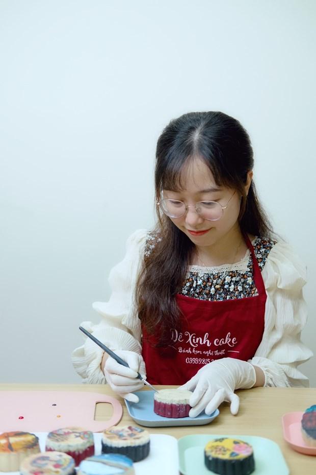 创新月饼为传统文化注入新生机 hinh anh 2