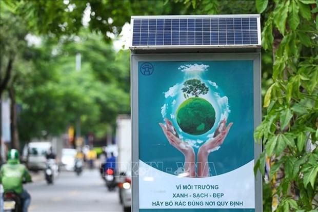 """越南正式启动2021年""""让世界更清洁""""运动 hinh anh 1"""