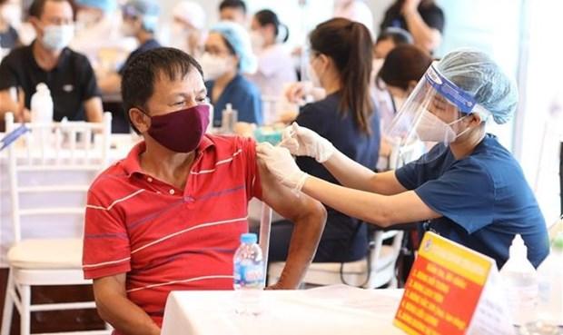 全员接种新冠疫苗是区域互联互通的关键 hinh anh 1