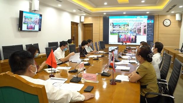 越南广宁省和泰国普吉府分享COVID-19之后重新开放旅游经验 hinh anh 1