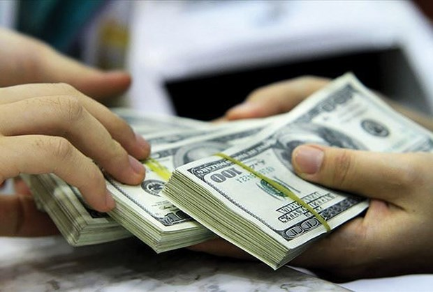 9月23日上午越盾对美元汇率中间价下调7越盾 hinh anh 1